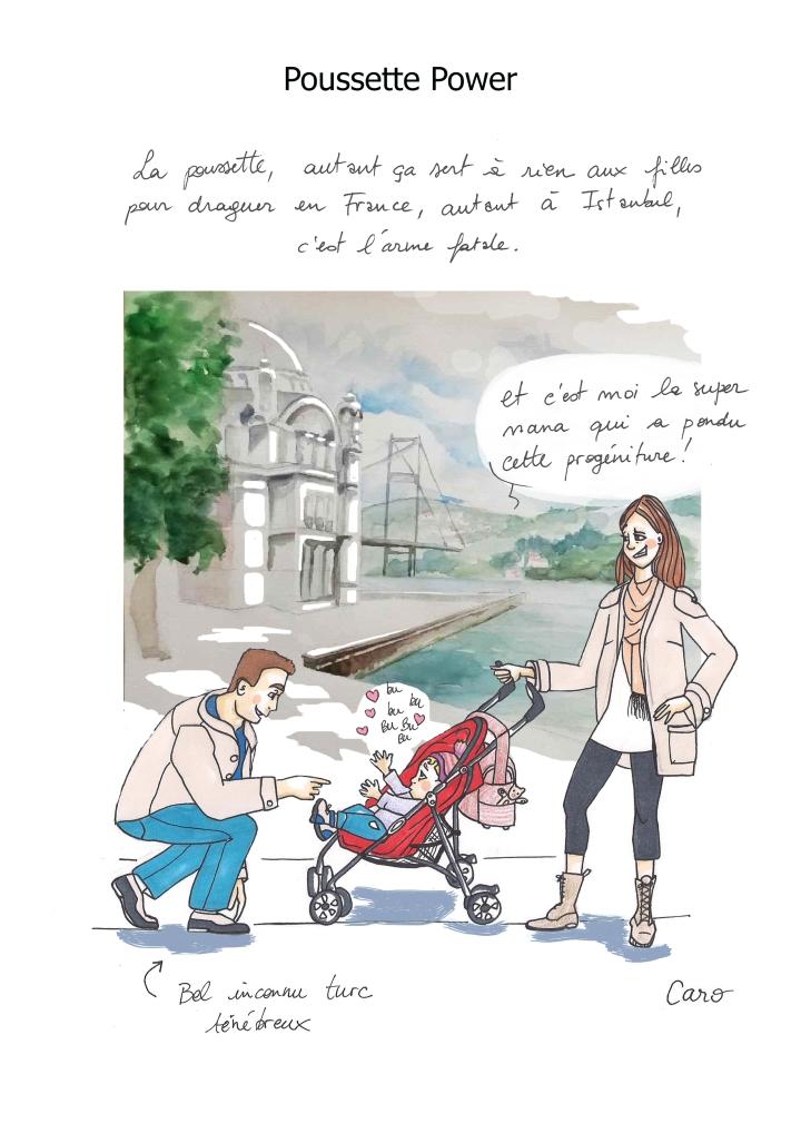Drague Poussette 3
