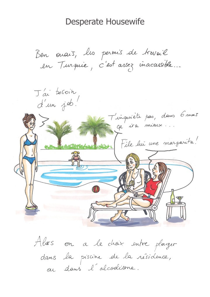 Piscine Desperate 1