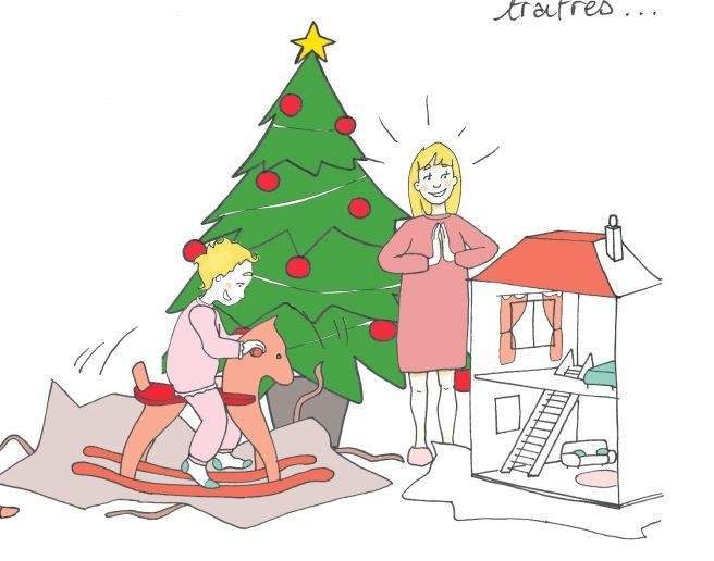 Jouets de Noel entete