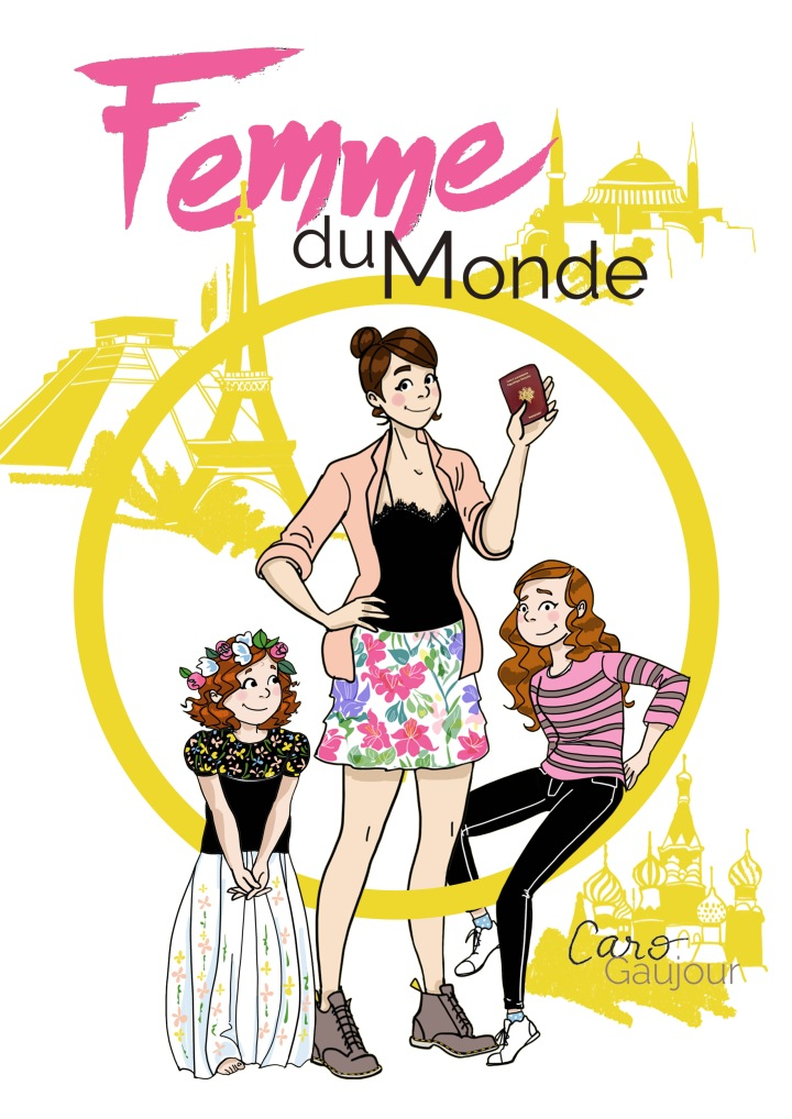 Couverture Femme du Monde v.3